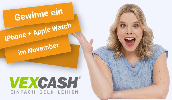 Gewinnspiel: iPhone + Apple Watch