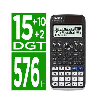 Calculadora Casio Científica FX-991SPX-S-EH 2021