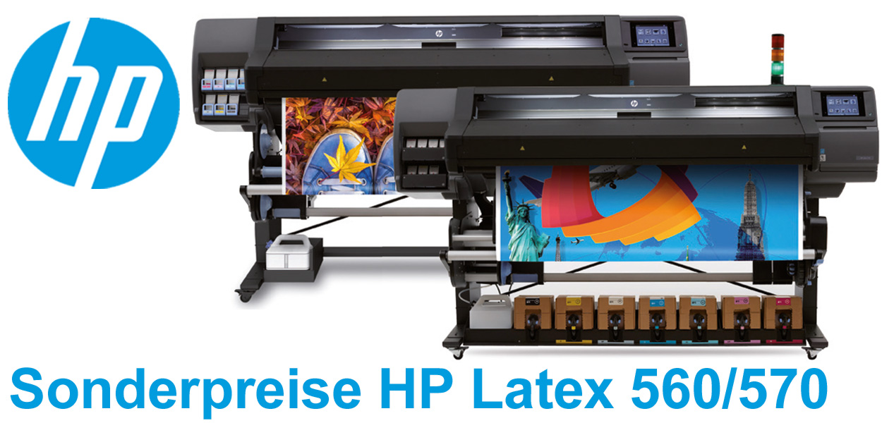 HP Latex 560/570