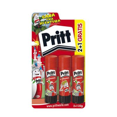Barra de cola Pritt Stick Super Héroes