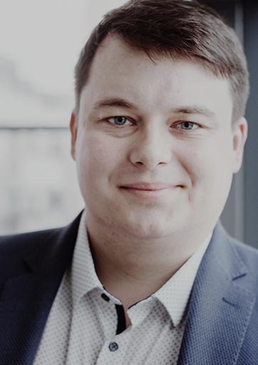 Marek Broda, COO