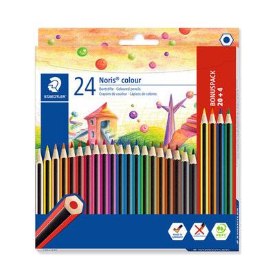 Estoig de llapis de colors Staedtler Colour 24 colors