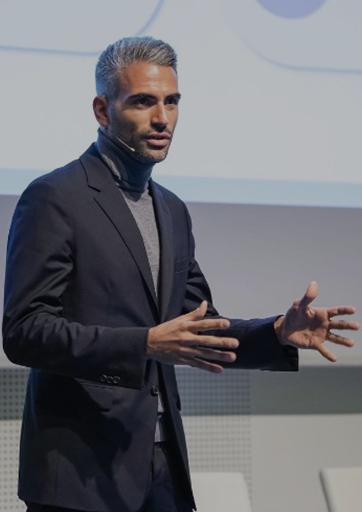 Stiven Muccioli CEO, Ventis