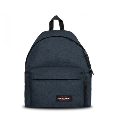 Motxilla Eastpak Double Denim Blau Fosc